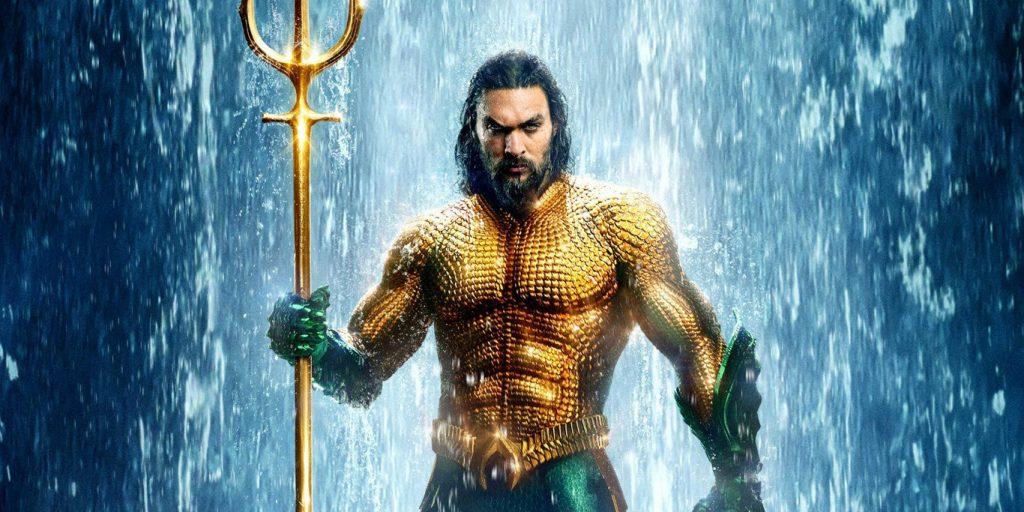 Aquaman Jason Momoa protestas