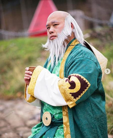 Así es como cosplayers representan a Iroh, el mejor personaje de Avatar