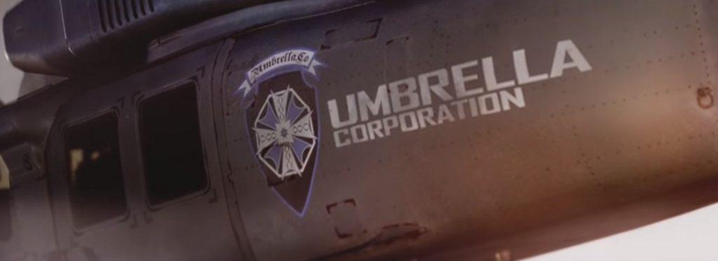 Blue Umbrella podría estar detrás del comportamiento de Chris en Resident Evil.