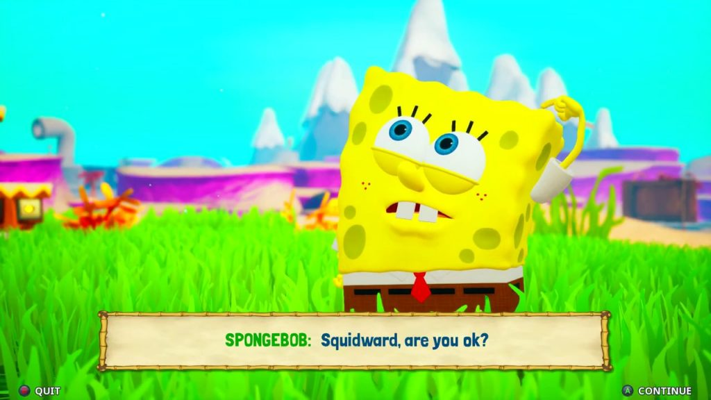SpongeBob SquarePants: Battle for Bikini Bottom captura 1
