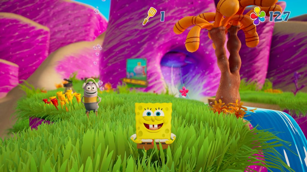 SpongeBob SquarePants: Battle for Bikini Bottom captura 4