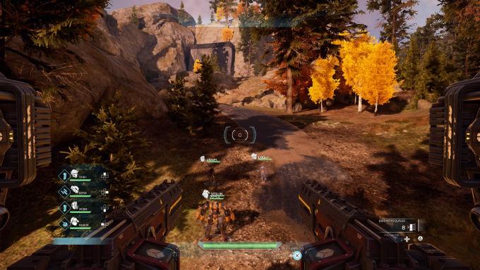 Imagen de Disintegration Capturada en PlayStation 4