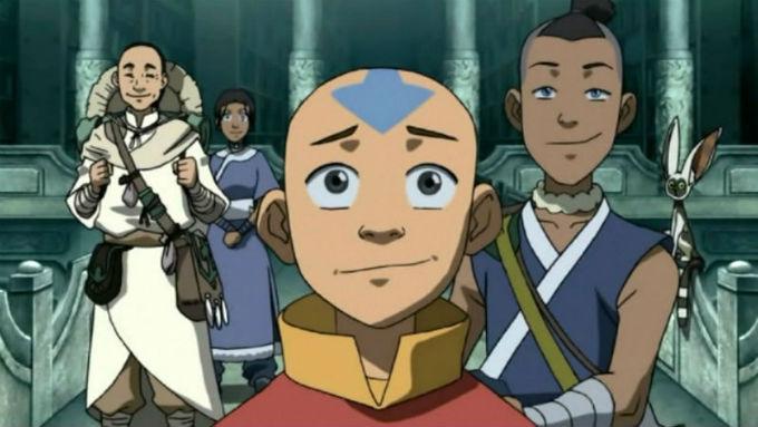 Aang Sokka y Katara Test Que Personaje de Avatar Eres