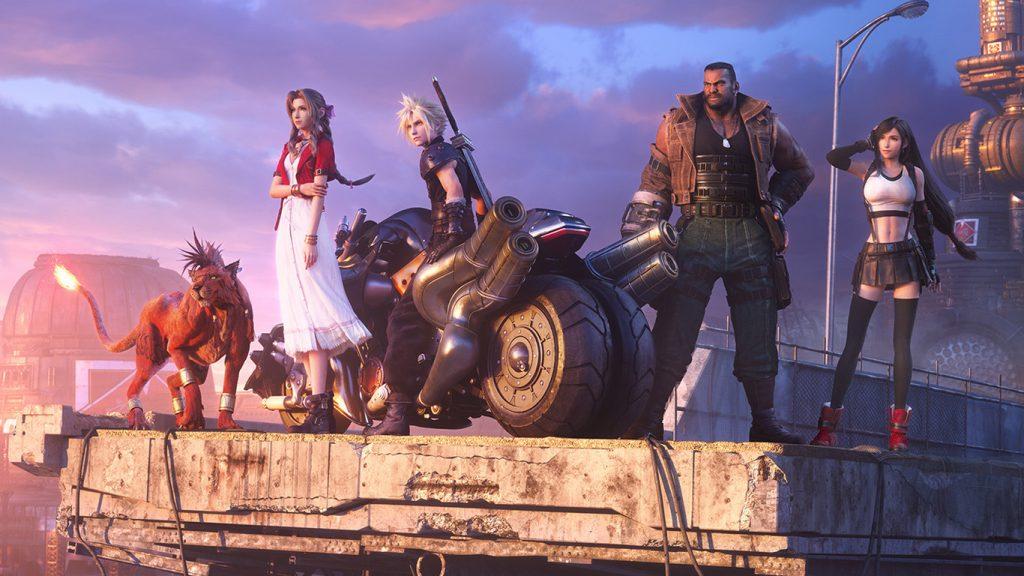 Final Fantasy VII en crossover con One Piece.