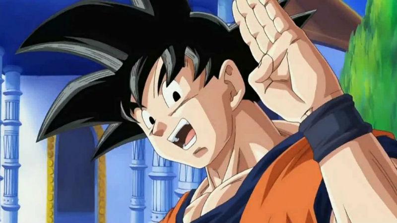 Mario Castañeda como la voz de Goku.