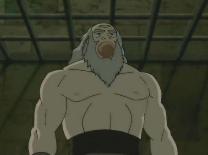 Iroh-Musculoso
