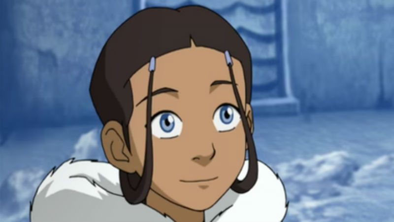 Imagen de Katara para el Test de Que Personaje de Avatar Eres