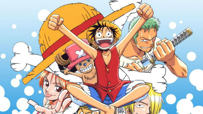 Imagen de One Piece en Netflix