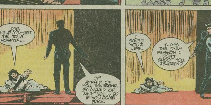 the Punisher bisexual