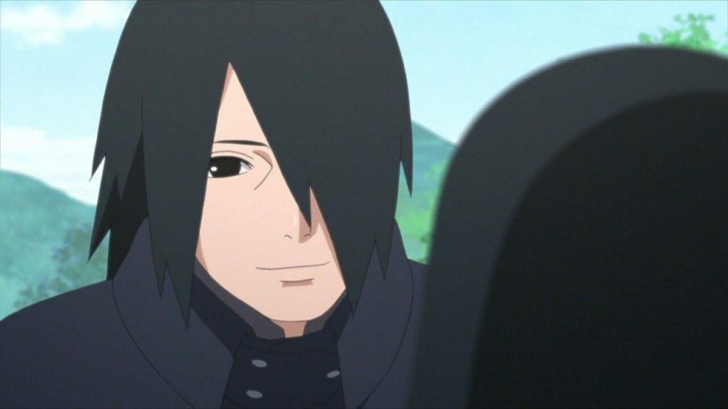 Sasuke estilo