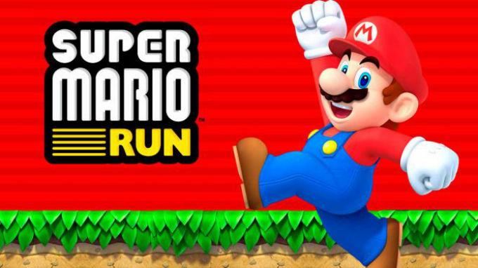 Imagen de Super Mario Run uno de los Juegos Móviles de Nintendo
