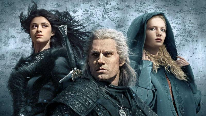 The-Witcher-Serie-Netflix.  Tendrá precuela con The Witcher: Blood Origin.