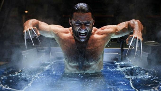 Wolverine-Adamantium
