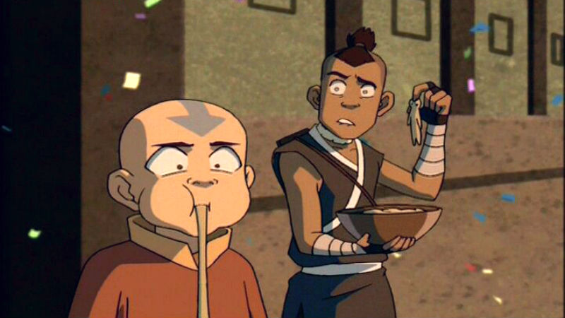 Comida en Avatar para el Test Que Personaje de Avatar Serias