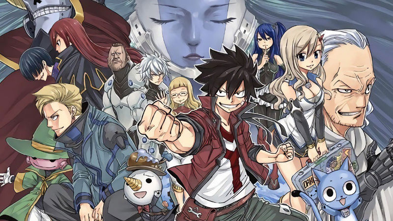 Edens Zero tiene fecha de estreno para el anime este 10 de abril de 2021.