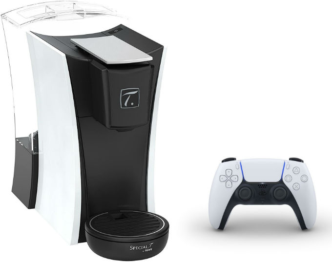 Playstation-5-Cafetera
