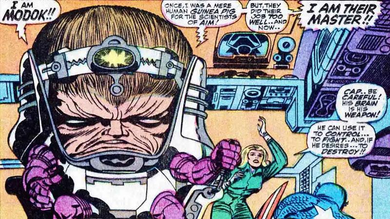 M.O.D.O.K. Avengers