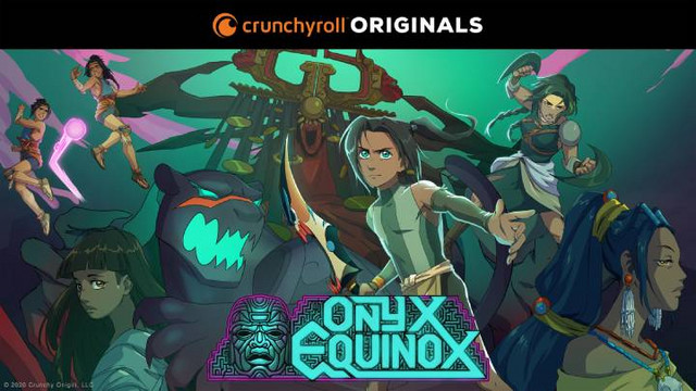 Onyx equinox crunchyroll originals