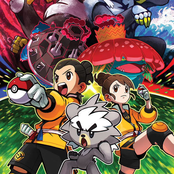 Pokémon Sword and Shield - The Isle of Armor