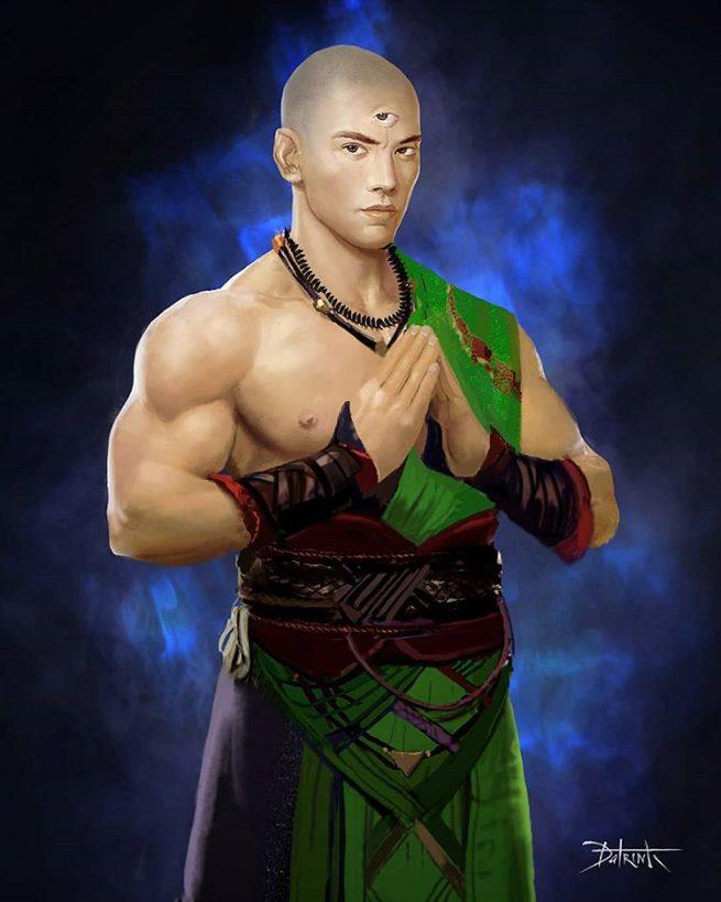 Ten Shin Han Dragon Ball