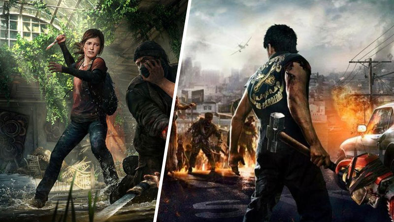 The Last of Us Dead Rising