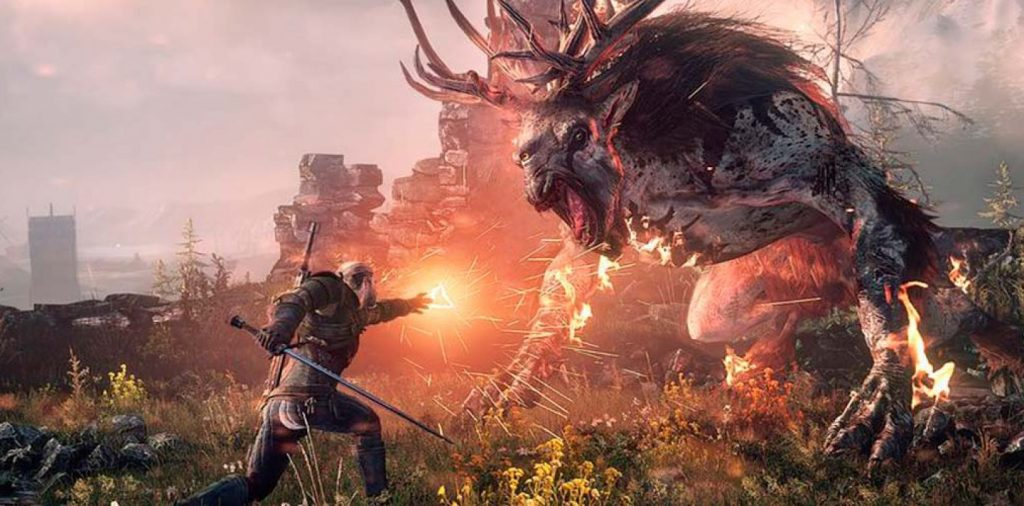 The Witcher 3 PC gratis