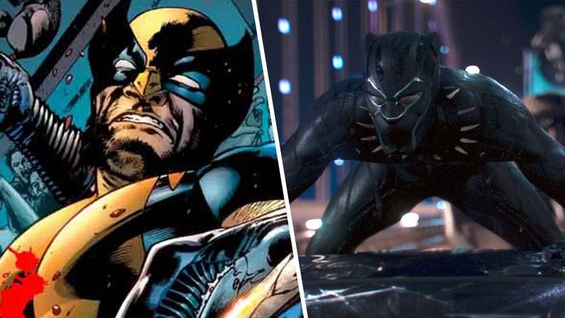 Wolverine Pantera Negra 2