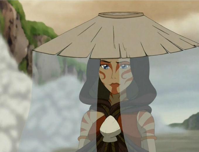 Avatar Dama pintada