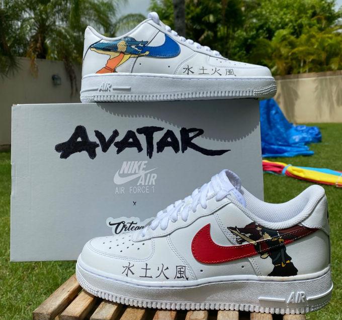 Tenise Nike de Avatar