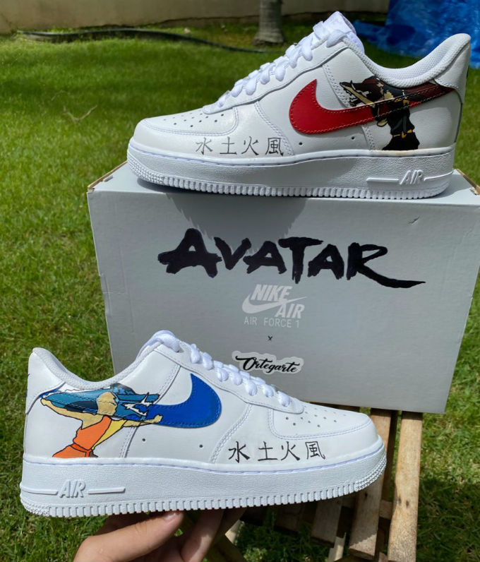 Tenis de Avatar Nike
