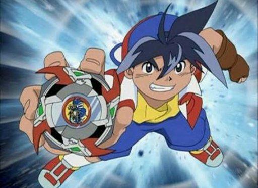 Anime Beyblade en YouTube gratis