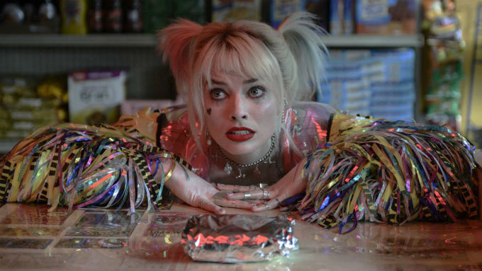 Harley Quinn en Birds of Prey
