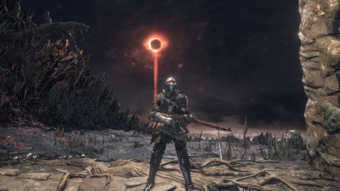 Imagen del mod que añade pistolas a Dark Souls en PC