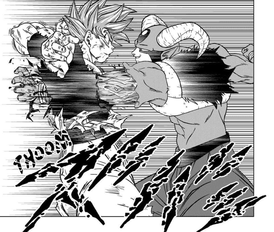 Dragon Ball Super capitulo 62