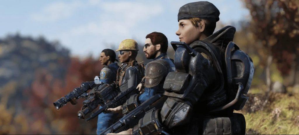 Fallout 76 Temporada 1