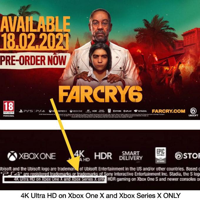 Far Cry 6 Imagen Promocional