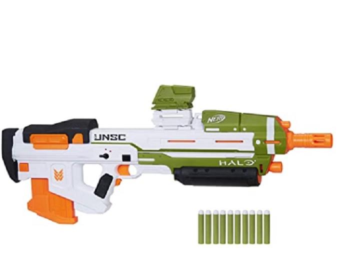 Lanzador Nerf de Halo Infinite
