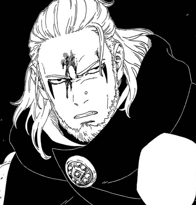 Kashin Koji en el manga de Boruto