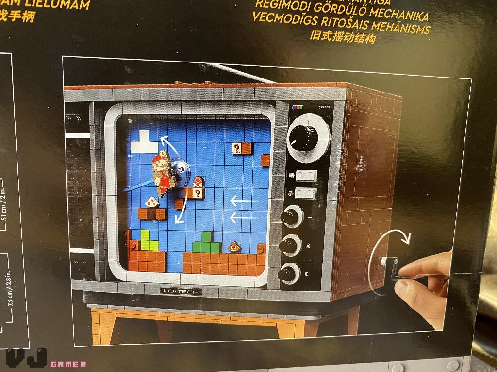LEGO Nes Filtracion