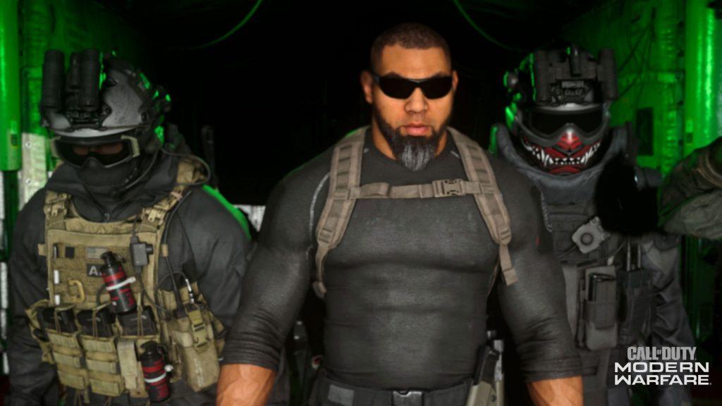 Call of Duty: Modern Warfare suma a la Shadow Company en la temporada 5.