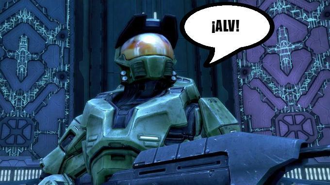 Master Chief de Halo ALV