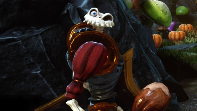MediEvil Remake oculta un emulador de PlayStation