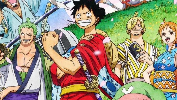 One Piece, arco final.