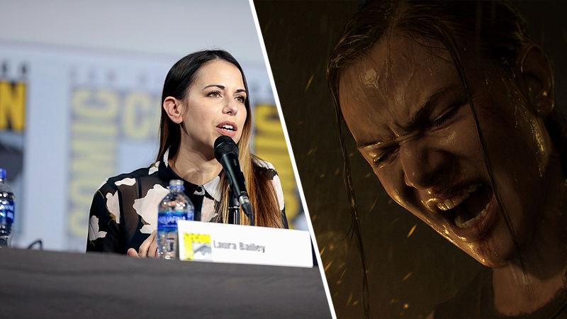 The Last of Us 2: Amenazan de muerte a Laura Bailey, actriz detrás de Abby