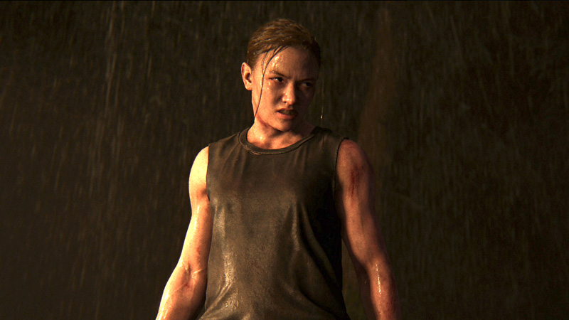 Abby the last of us 2.