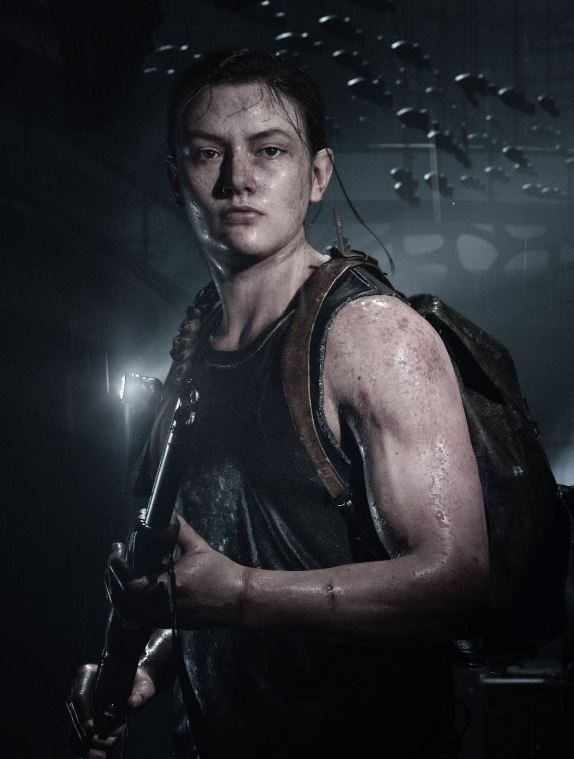 Last of Us Abby
