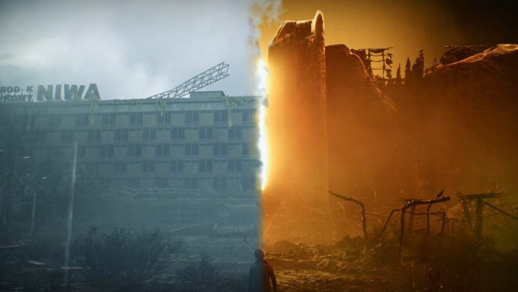 The Medium exclusiva de Xbox, nos recuerda a Silent Hill.