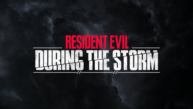 Resident Evil During the storm