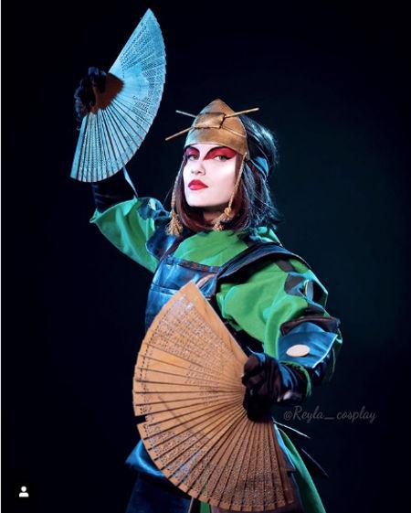 Avatar: Suki consigue un nuevo e impresionante cosplay