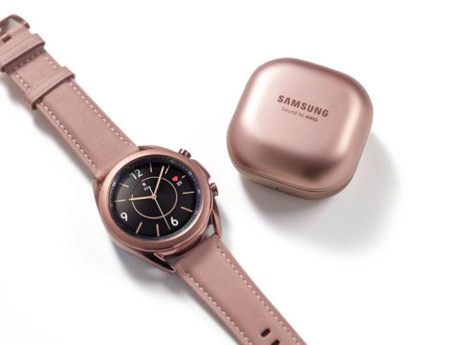 Galaxy Watch y Buds Live
